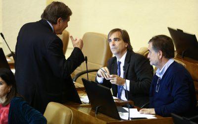 Discurso en sala: Proyecto de ley de rendición de cuentas de gastos reservados