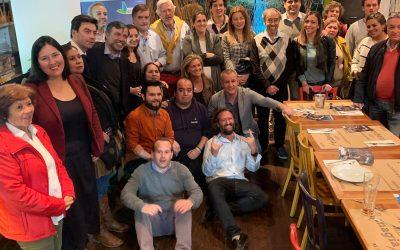 ¡Lleno total en reunión de Líderes DesComunales en Lo Barnechea!